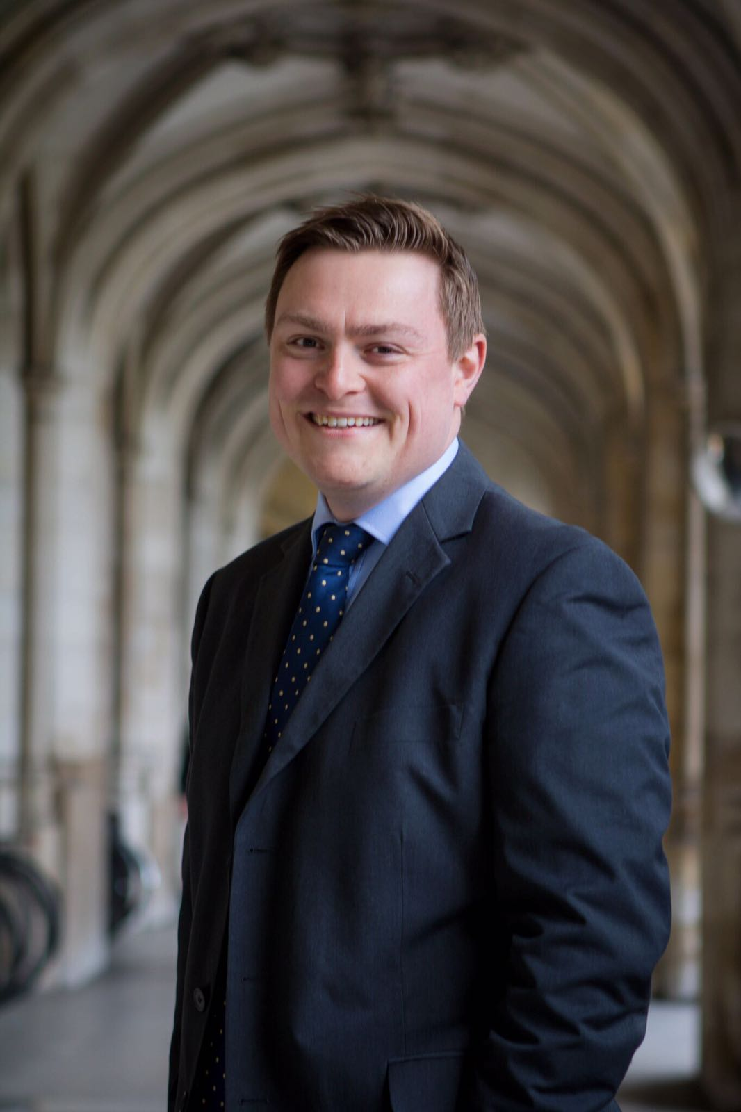 Will Quince, MP for Colchester