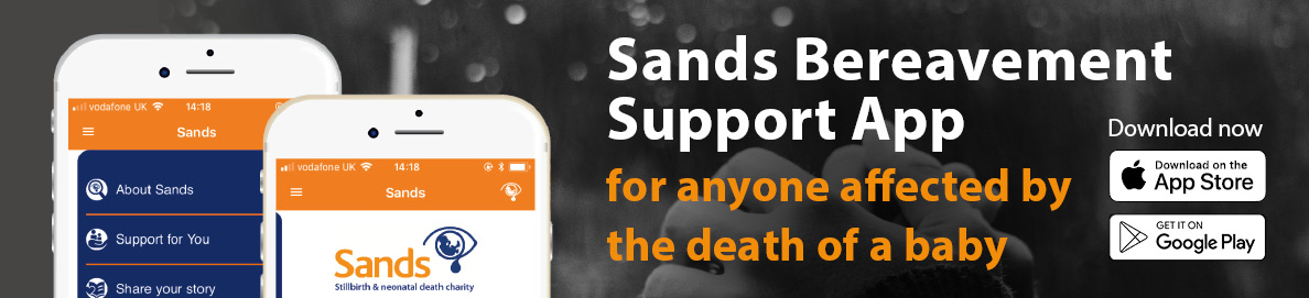 The email footer signature for theBereavement Support App