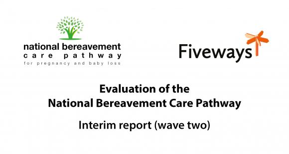 This interim report of the second wave of pilot sites for The National Bereavement Care Pathway