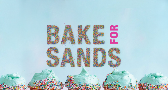 Bake for Sands logo