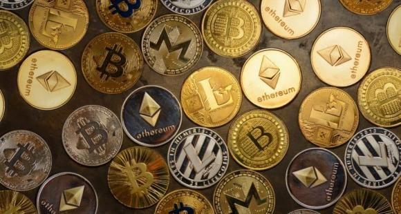 crypto coins image