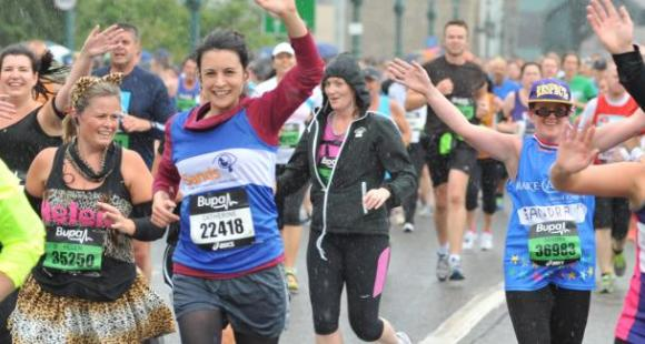 Simplyhealth Great North Run Sands