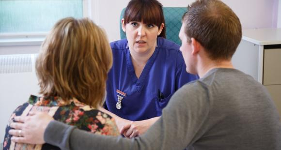 Sands welcomes RCM statement on continuity of carer