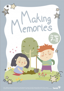 Memory Making Ages 7 - 11
