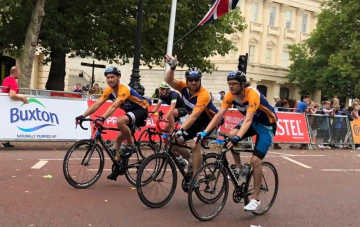 RideLondon Sands
